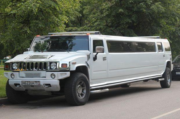 Заказать лимузин на день рождения в москве